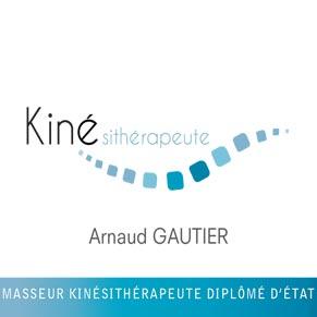 carte de visite kiné Arnaud