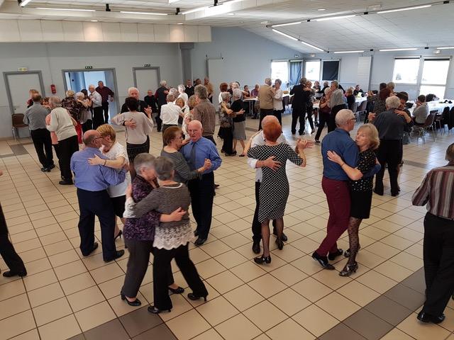 Après-midi dansant avec le Club Retraités et Amitiés