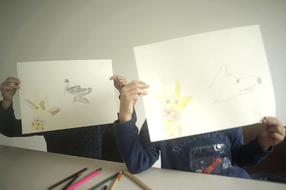 Atelier Dessin avec Arty'Shock